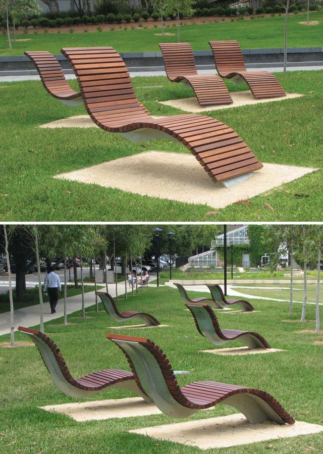 Ngắm muôn kiểu ghế ngồi siêu độc ở không gian công cộng - Ảnh 12.