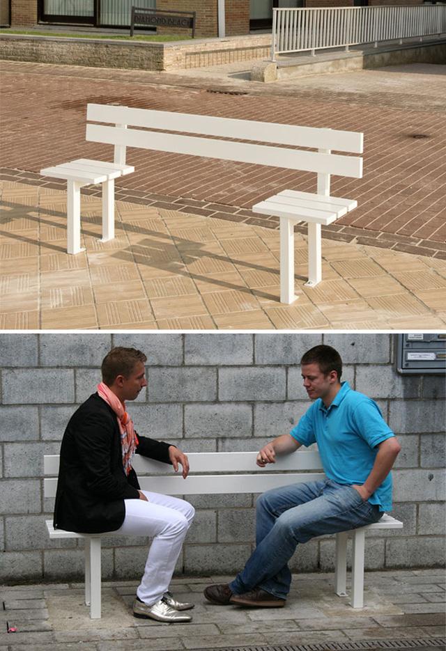 Ngắm muôn kiểu ghế ngồi siêu độc ở không gian công cộng - Ảnh 16.