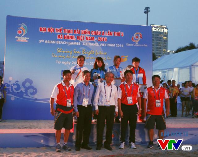 ABG 5: ĐT vật Việt Nam ra quân thắng lợi với 1 HCV, 1 HCB và 1 HCĐ - Ảnh 1.