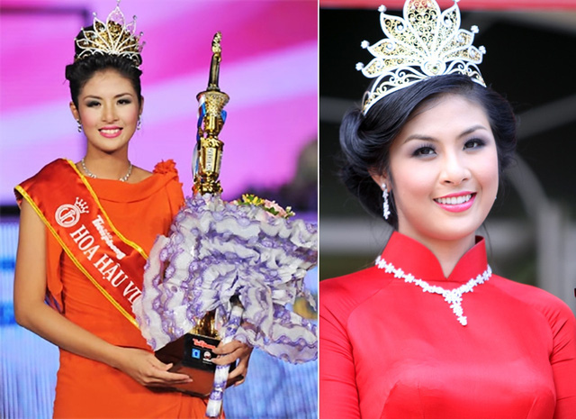 Hoa hậu Việt Nam: Nhan sắc nào xinh đẹp nhất? - Ảnh 12.