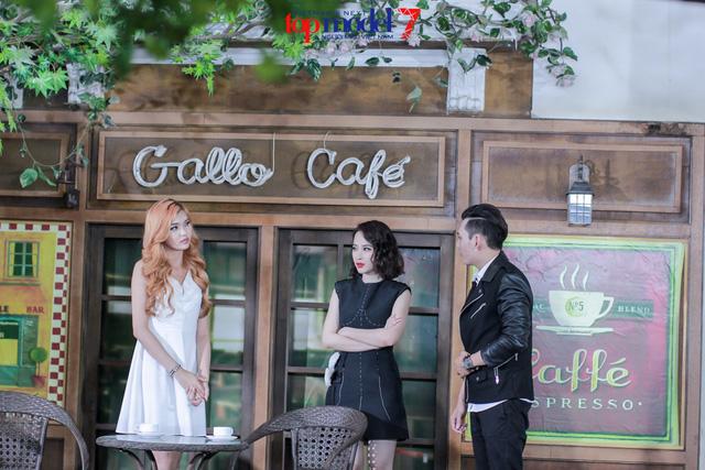Angela Phương Trinh biến hóa cùng thí sinh Vietnams Next Top Model - Ảnh 1.