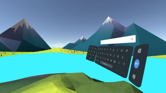 Google ra mắt bản phím ảo dành trên nền tảng Daydream - Ảnh 3.