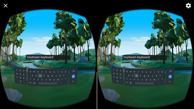 Google ra mắt bản phím ảo dành trên nền tảng Daydream - Ảnh 2.