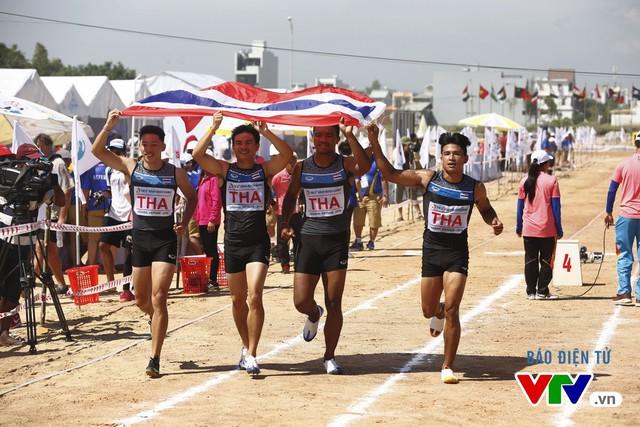 Điền kinh bãi biển Việt Nam giành HCV thứ 3 tại ABG 5-2016 - Ảnh 3.