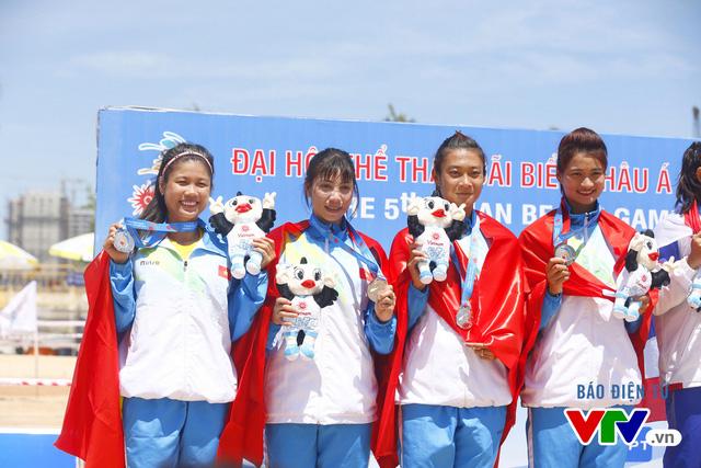Điền kinh bãi biển Việt Nam giành HCV thứ 3 tại ABG 5-2016 - Ảnh 6.