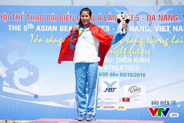 Điền kinh bãi biển Việt Nam giành HCV thứ 3 tại ABG 5-2016 - Ảnh 5.