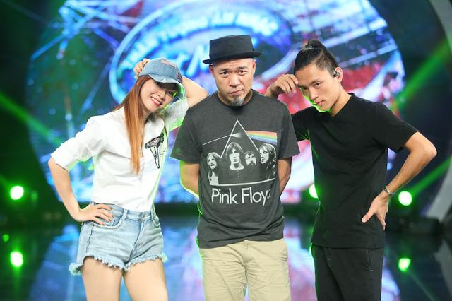 Đinh Hương và Hoàng Quyên rủ nhau khuấy động CK Vietnam Idol - Ảnh 3.