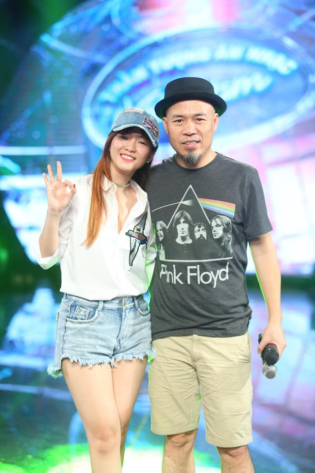 Đinh Hương và Hoàng Quyên rủ nhau khuấy động CK Vietnam Idol - Ảnh 4.