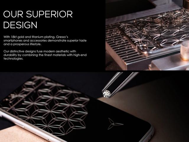 Mê mẩn với phiên bản iPhone 7 đặc biệt trị giá gần 6.000 USD - Ảnh 1.