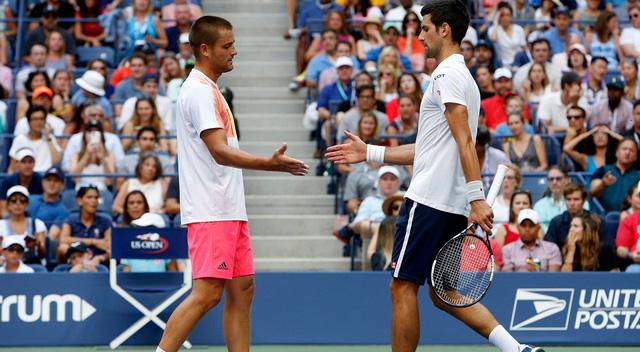 Vòng 3 US Open 2016: Nadal thắng dễ, Djkovic tiếp tục gặp may - Ảnh 3.