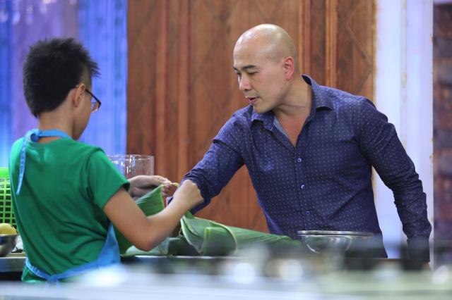 Hai Vua đầu bếp Thanh Hoà và Thanh Cường đối đầu nhau - Ảnh 3.