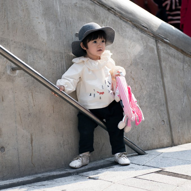 Tuần lễ thời trang Hàn Quốc: Trẻ con chất lừ không thua gì người lớn! - Ảnh 13.