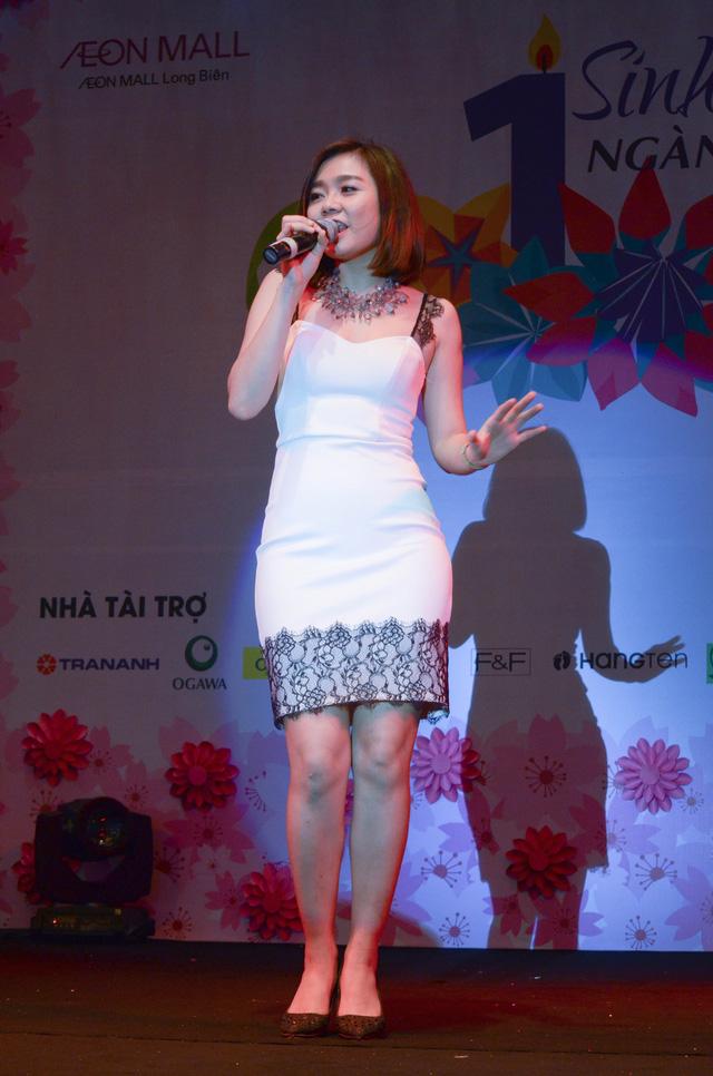 Cháy cùng Noo Phước Thịnh tại Sinh nhật ngàn hoa AEON MALL Long Biên - Ảnh 6.