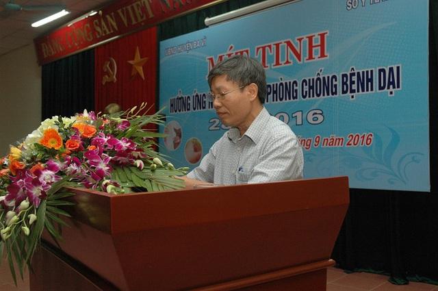Hà Nội hưởng ứng Ngày thế giới phòng chống bệnh dại - Ảnh 1.