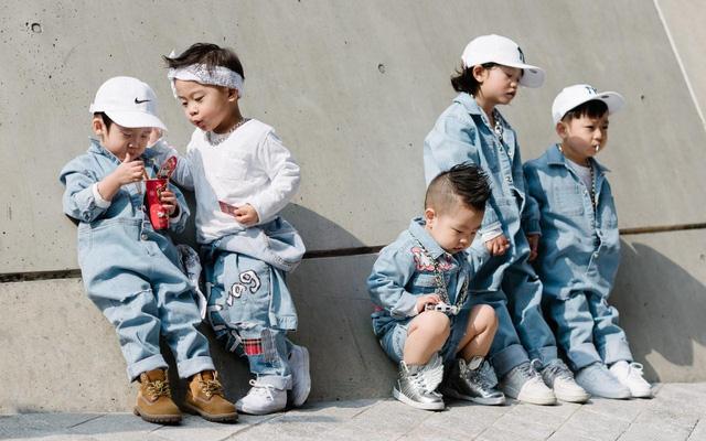 Tuần lễ thời trang Hàn Quốc: Trẻ con chất lừ không thua gì người lớn! - Ảnh 19.