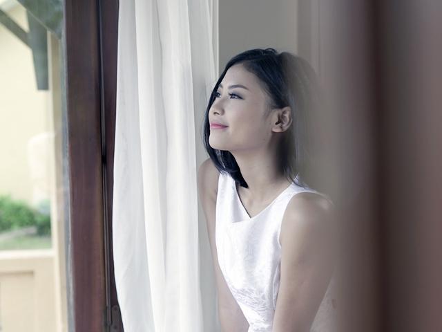 Người đẹp biển Đào Hà khám phá vẻ đẹp nhà Bắc Bộ cùng VTVTrip - Ảnh 3.