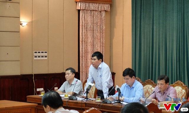 Quận Hoàng Mai lý giải sự chậm trễ của dự án đường vành đai 2.5 - Ảnh 1.