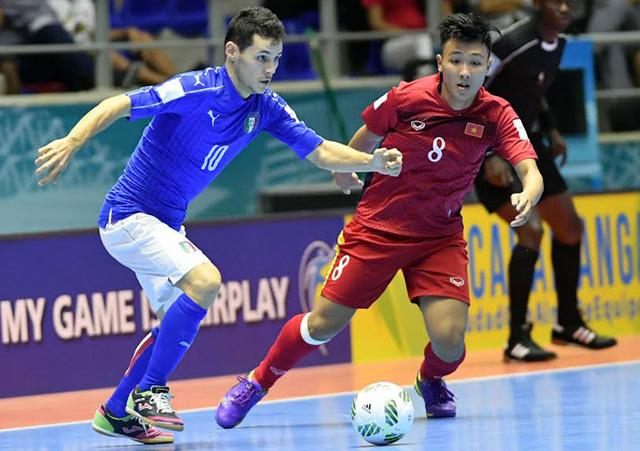 Việt Nam đăng cai giải vô địch futsal Đông Nam Á 2017  - Ảnh 1.