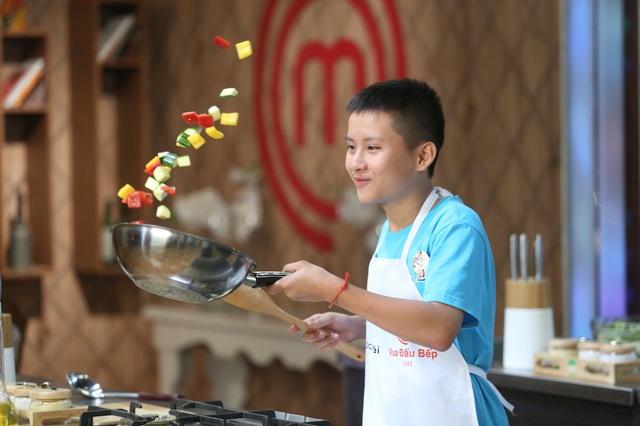 Vua đầu bếp nhí: Top 12 hào hứng bật mí về thần tượng và ước mơ - Ảnh 10.