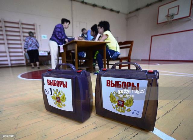 111 triệu cử tri Nga chuẩn bị đi bầu cử - Ảnh 2.
