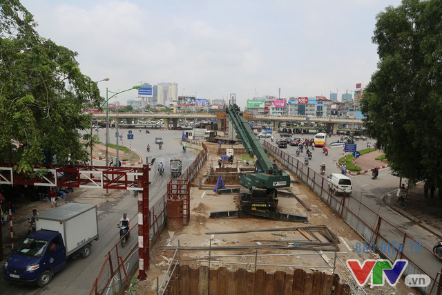 """""""Dự án đường sắt Nhổn – ga Hà Nội đang triển khai đúng tiến độ"""" - Ảnh 2."""