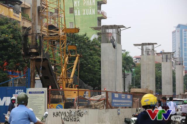 Giếng thông gió dự án đường sắt Nhổn – ga Hà Nội đúng quy chuẩn hay không? - Ảnh 1.