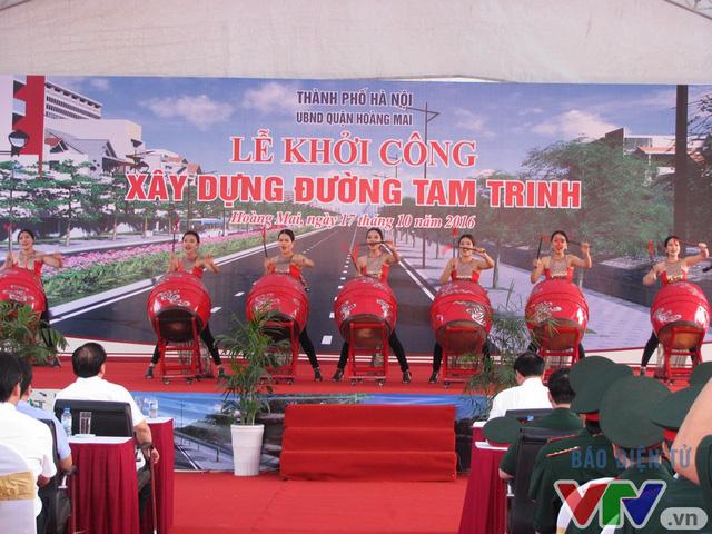 Hà Nội: Đường Tam Trinh dài 3,5 km, xây dựng trong khoảng 2 năm - Ảnh 1.