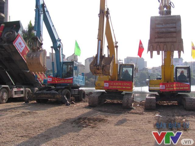 Hà Nội: Đường Tam Trinh dài 3,5 km, xây dựng trong khoảng 2 năm - Ảnh 4.