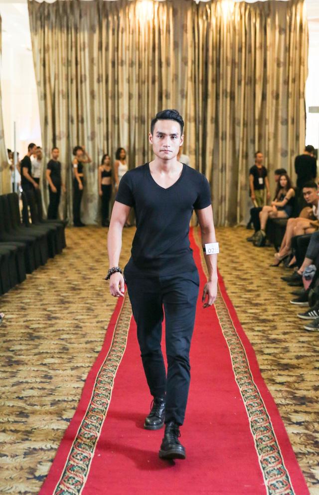 Top 18 VNTM nô nức casting người mẫu Tuần lễ thời trang quốc tế Việt Nam - Ảnh 20.