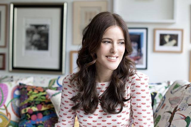 Cơ duyên đến với nghề của chuyên gia makeup nổi tiếng Lisa Eldridge - Ảnh 2.