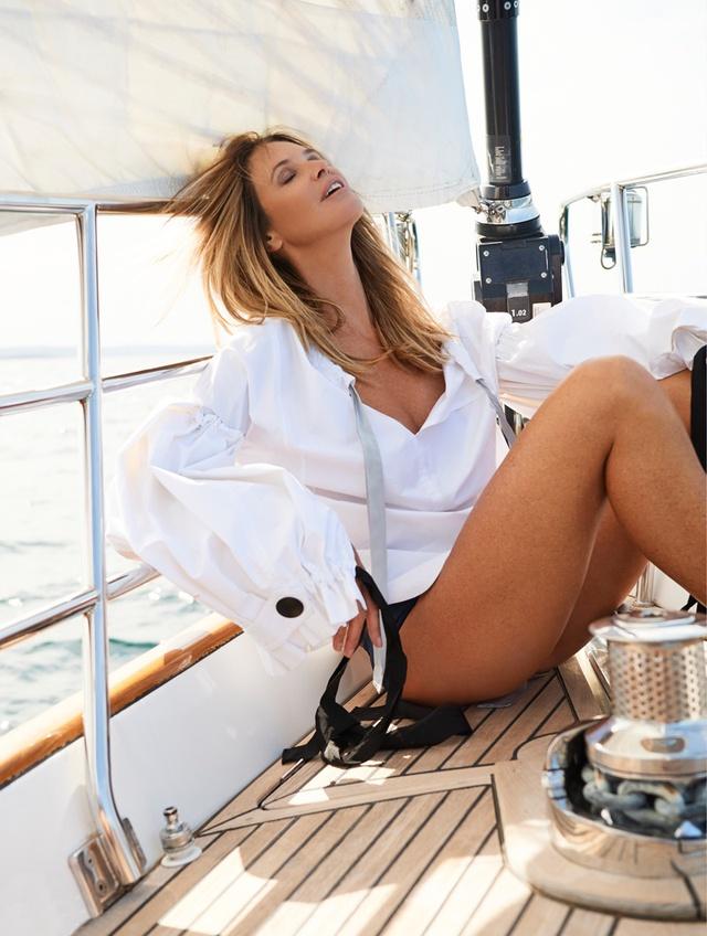 Choáng với hình thể của chân dài 52 tuổi Elle Macpherson - Ảnh 6.