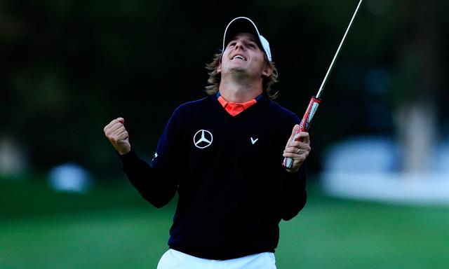 Emiliano Grillo - Tay Golf tân binh xuất sắc nhất PGA 2016 - Ảnh 1.
