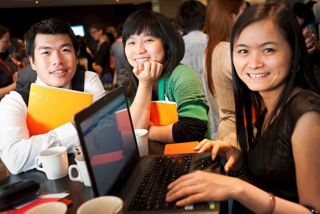 Nhiều cơ hội học bổng quốc tế cho sinh viên Việt Nam - Ảnh 1.