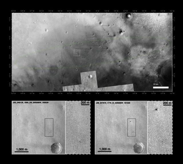 Sứ mệnh thứ hai lên Sao Hỏa của châu Âu thất bại - Ảnh 2.
