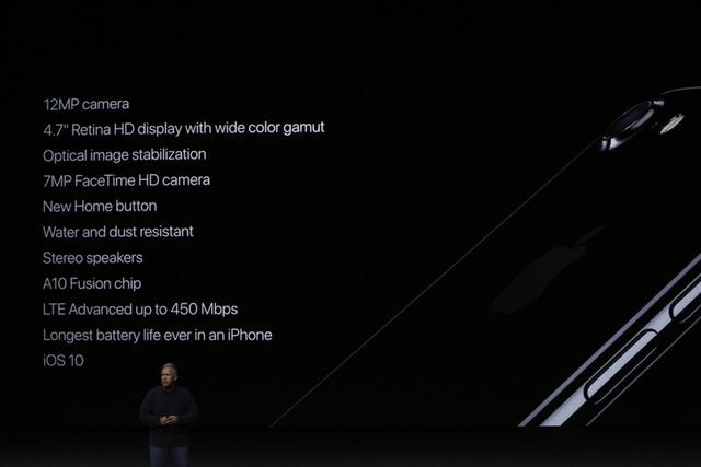 iPhone 7, iPhone 7 Plus và 10 nâng cấp chắc chắn móc túi fan Apple - Ảnh 13.
