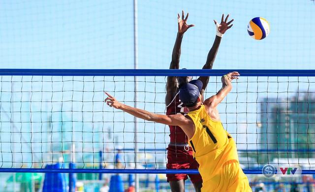 Bóng chuyền Bãi biển tại ABG5: Xác định các cặp đấu vòng 16 đội  - Ảnh 1.