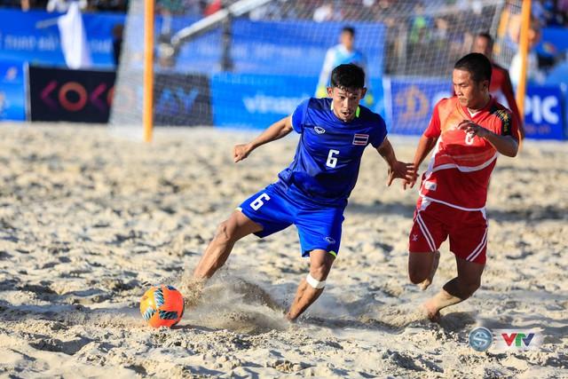 Thua Thái Lan, Việt Nam gặp Lebanon tại tứ kết bóng đá bãi biển ABG5 - 2016 - Ảnh 4.
