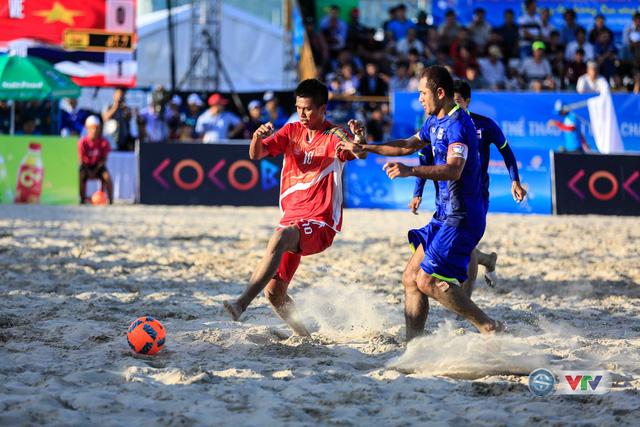 Thua Thái Lan, Việt Nam gặp Lebanon tại tứ kết bóng đá bãi biển ABG5 - 2016 - Ảnh 3.