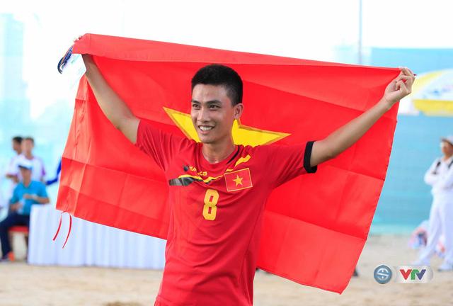 Đá cầu Việt Nam đoạt HCV thứ 5 tại ABG5  - Ảnh 1.