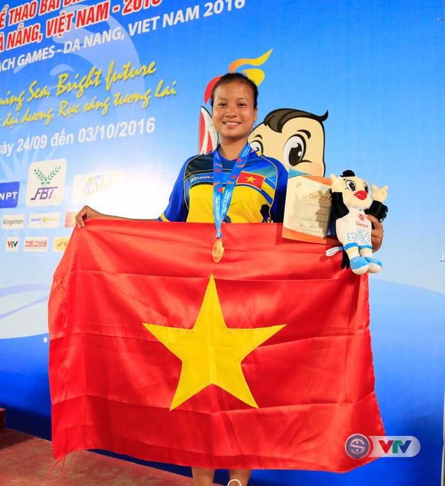 Đá cầu Việt Nam đoạt HCV thứ 5 tại ABG5  - Ảnh 2.