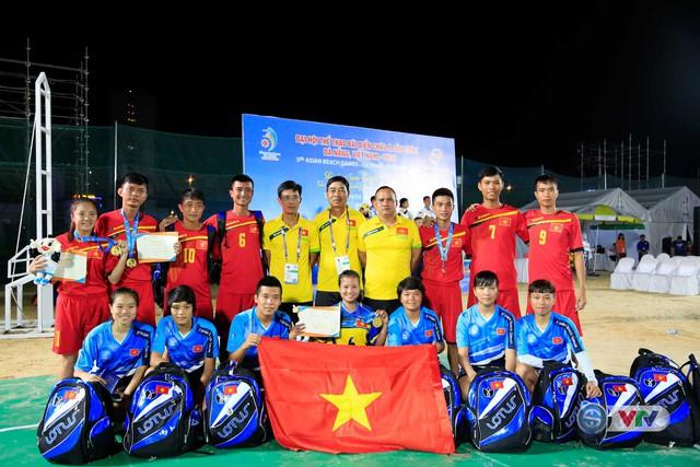 Đá cầu Việt Nam đoạt HCV thứ 5 tại ABG5  - Ảnh 3.