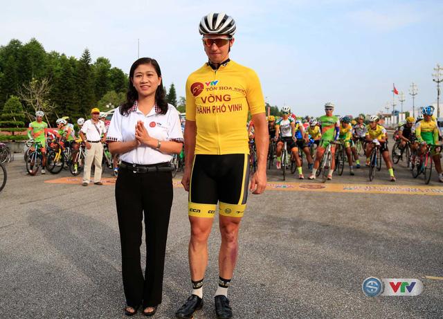 Ảnh: Những khoảnh khắc ấn tượng chặng 6 từ Nghệ An đi Thanh Hoá - Ảnh 2.