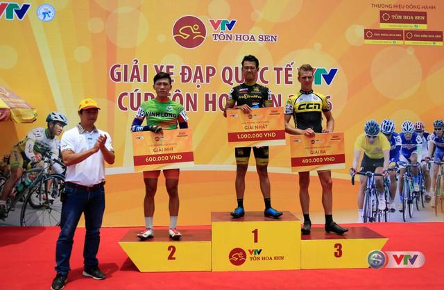 Ảnh: Khoảnh khắc ấn tượng chặng 7 Giải xe đạp quốc tế VTV - Cúp Tôn Hoa Sen 2016 - Ảnh 14.