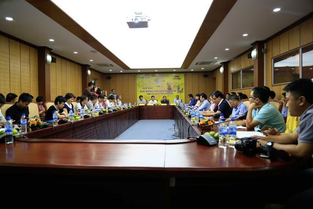 Giải bóng chuyền nữ quốc tế VTV Cup 2016 – Tôn Hoa Sen hứa hẹn hấp dẫn và đáng nhớ! - Ảnh 1.