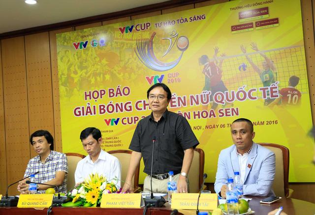 Giải bóng chuyền nữ quốc tế VTV Cup 2016 – Tôn Hoa Sen hứa hẹn hấp dẫn và đáng nhớ! - Ảnh 2.