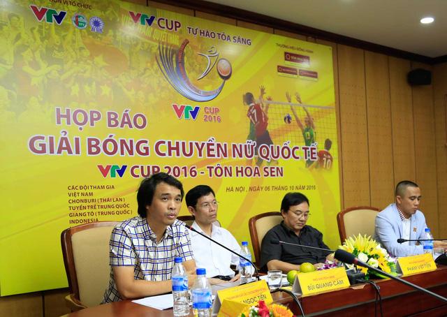 Giải bóng chuyền nữ quốc tế VTV Cup 2016 – Tôn Hoa Sen hứa hẹn hấp dẫn và đáng nhớ! - Ảnh 4.