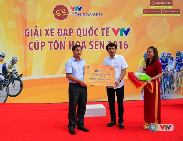 Ảnh: Khoảnh khắc ấn tượng chặng 8 Giải xe đạp quốc tế VTV Cúp – Tôn Hoa Sen 2016  - Ảnh 3.