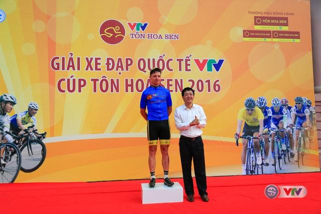 Ảnh: Khoảnh khắc ấn tượng chặng 8 Giải xe đạp quốc tế VTV Cúp – Tôn Hoa Sen 2016  - Ảnh 4.