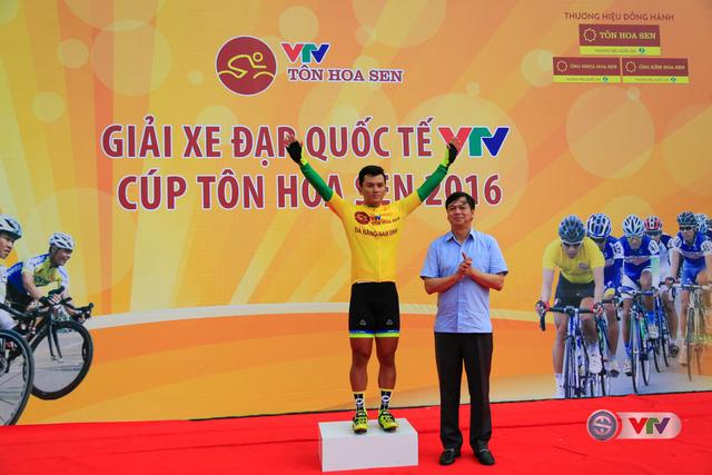 Ảnh: Khoảnh khắc ấn tượng chặng 8 Giải xe đạp quốc tế VTV Cúp – Tôn Hoa Sen 2016  - Ảnh 5.
