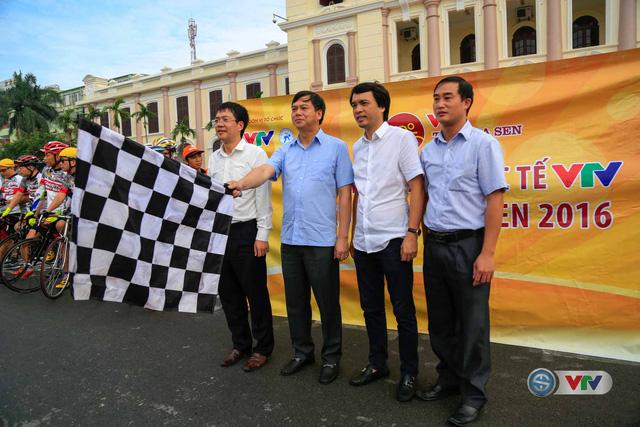 Ảnh: Khoảnh khắc ấn tượng chặng 8 Giải xe đạp quốc tế VTV Cúp – Tôn Hoa Sen 2016  - Ảnh 6.
